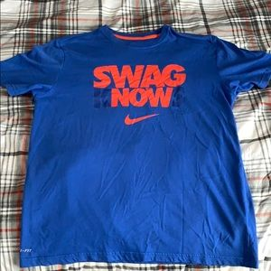 Nike Swag Knows short sleeve